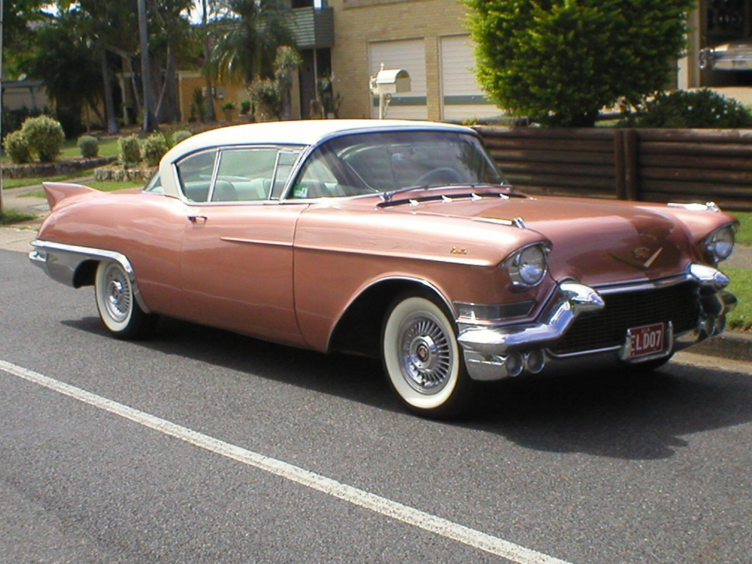 1957 Cadillac Seville - curly819 - Shannons Club