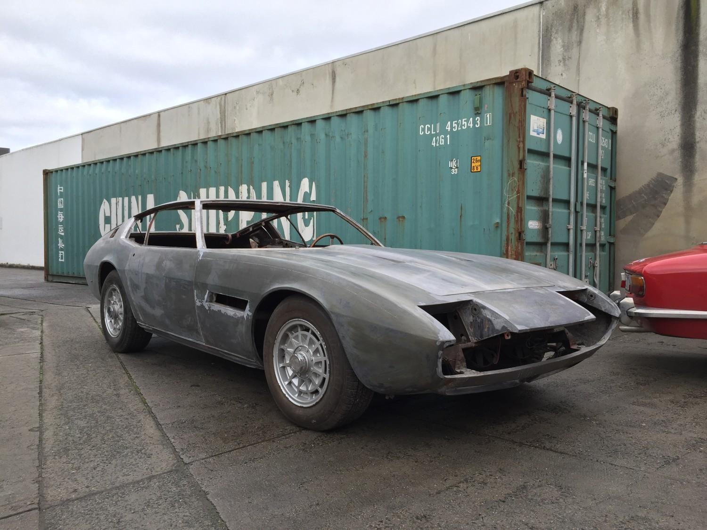 1968 Maserati GHIBLI - Show & Shine - Shannons Club