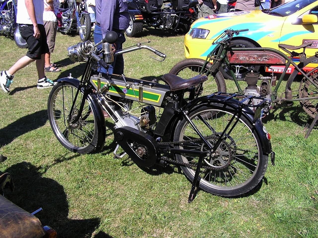 1912 Triumph 500cc