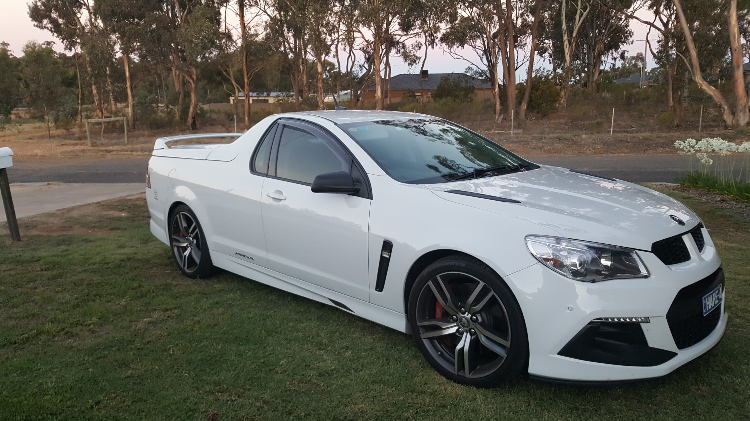 2016 Holden Special Vehicles HSV Maloo R8 VF II 6.2L LSA