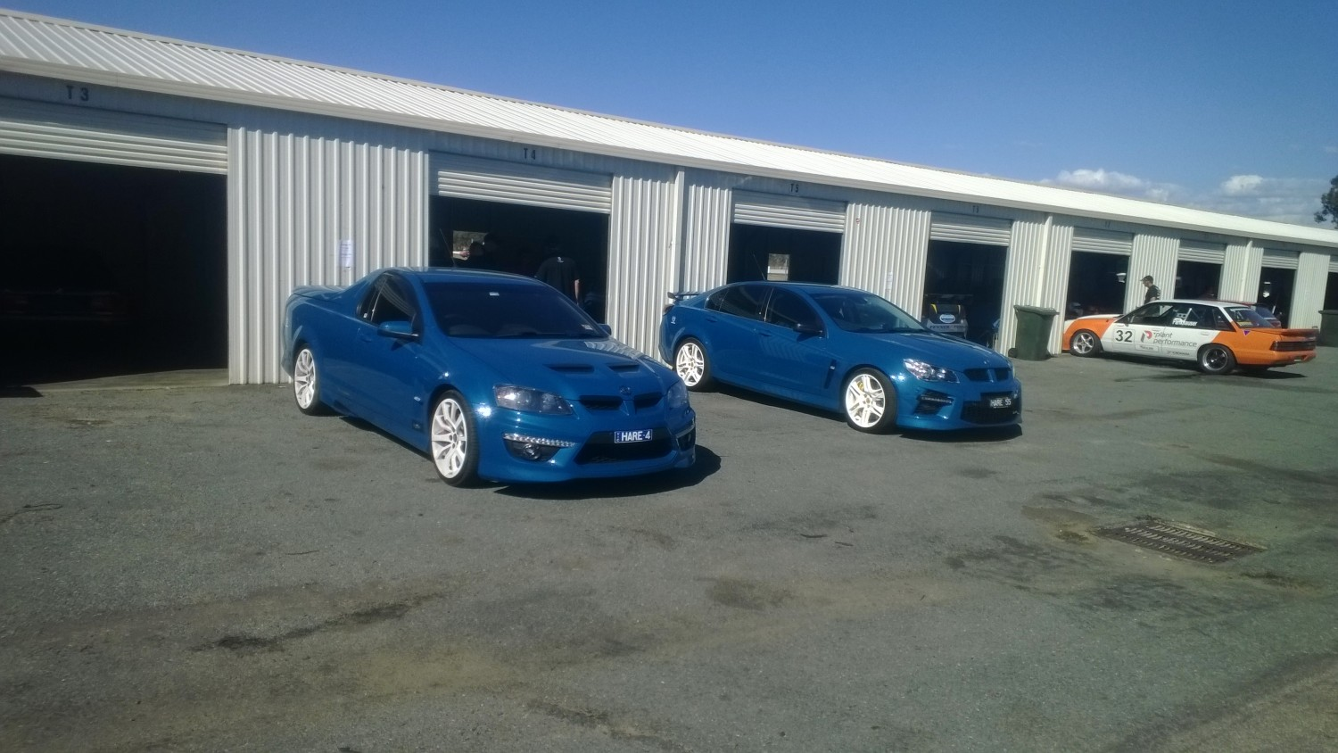2012 Holden Special Vehicles MALOO R8