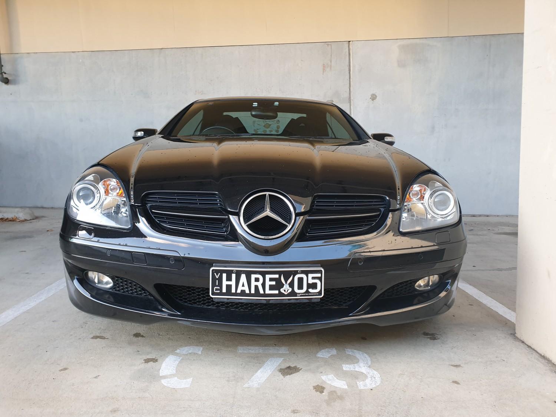 2007 Mercedes-Benz SLK350