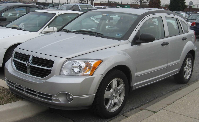 2007 Dodge CALIBER SX