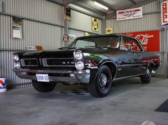 1965 Pontiac Gto 65geeto Shannons Club