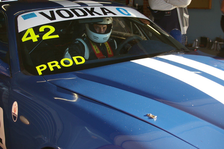 2005 Maserati GranSport Trofeo