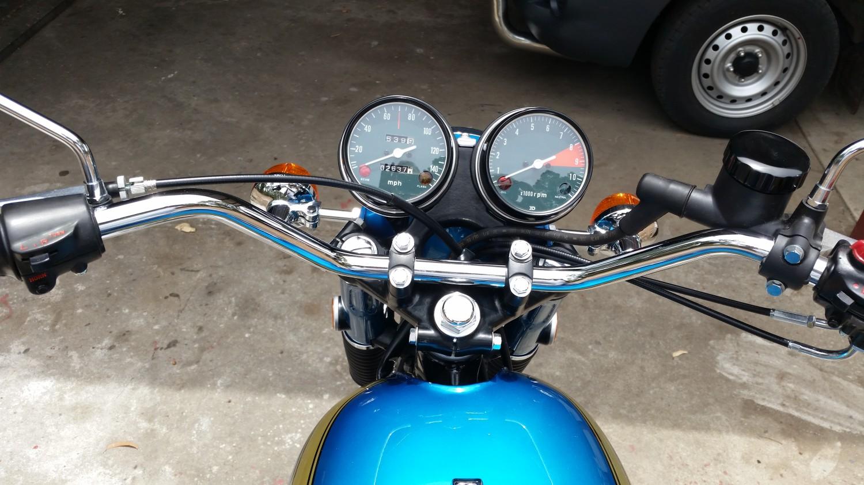 1970 Honda Cb 750 K1 Show Shine Shannons Club 90 Motorcycle