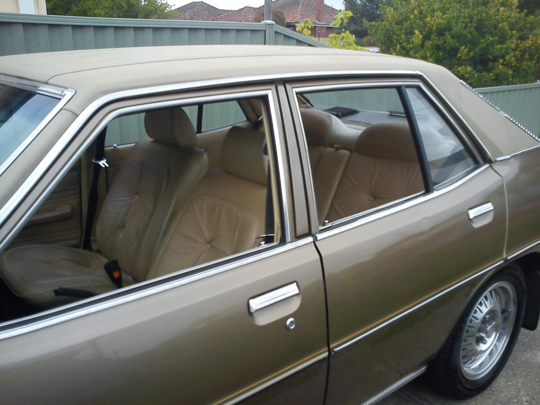 1978 Chrysler Sigma SE