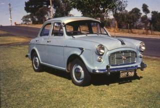 1958 Morris Major Series 1