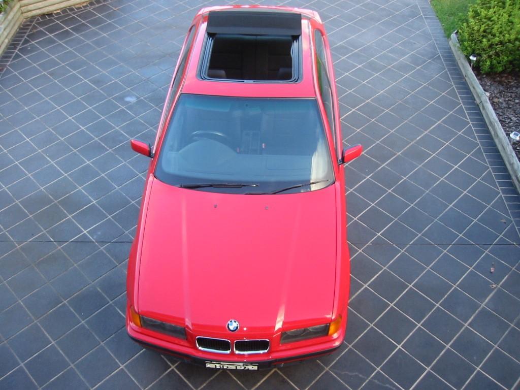 1996 BMW 316i OPEN AIR - Shirty - Shannons Club