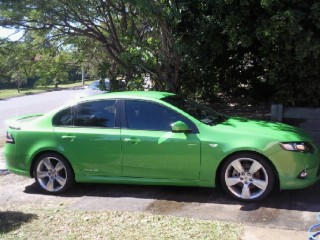 2012 Ford Performance Vehicles xr6