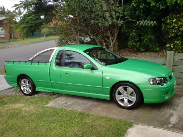2009 Ford Performance Vehicles BF xr6 turbo
