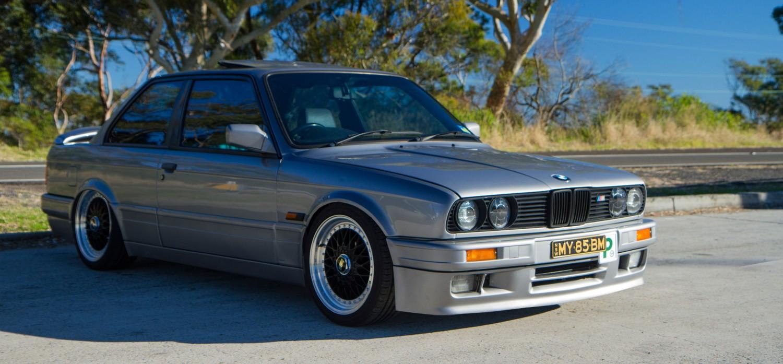 1989 BMW 325i SPORT - haritsos - Shannons Club