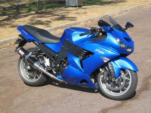 2007 Kawasaki ZX14 Ninja - Rattler - Shannons Club