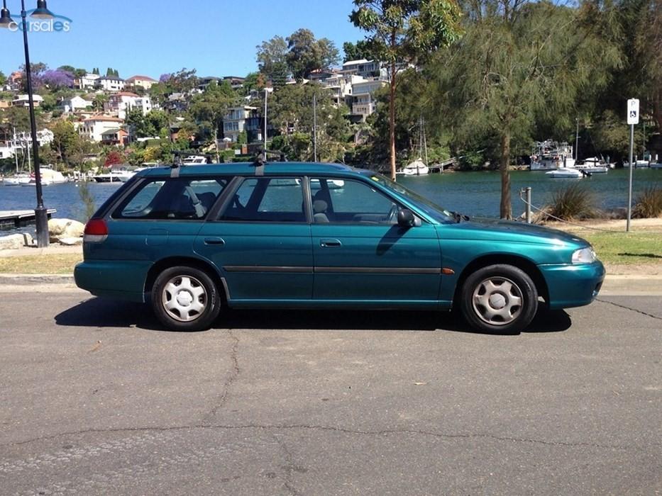 1998 Subaru LIBERTY 2.0i