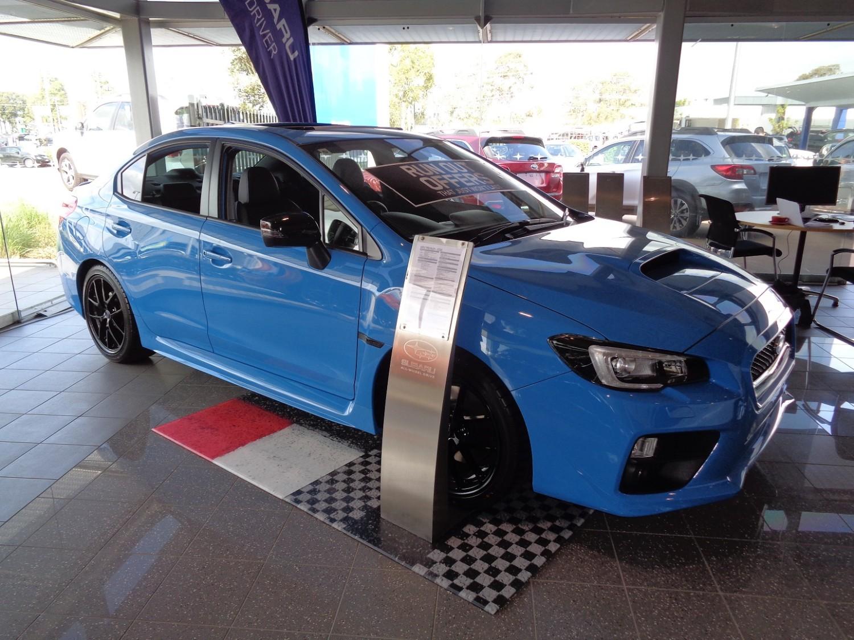 2015 Subaru IMPREZA WRX LTD ED