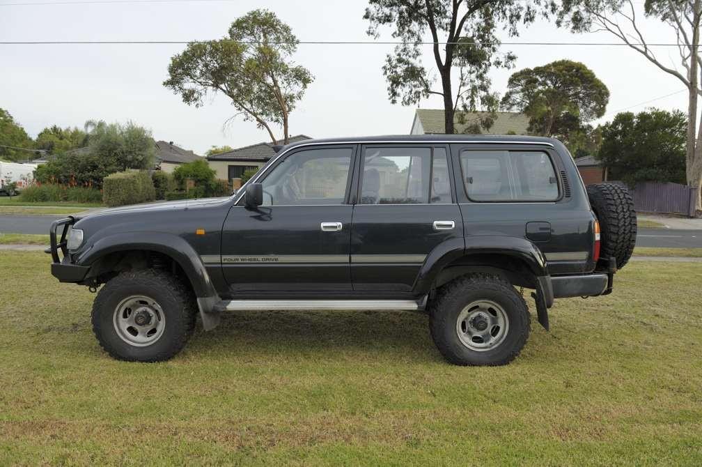 1995 Toyota 80 SERIES GXL