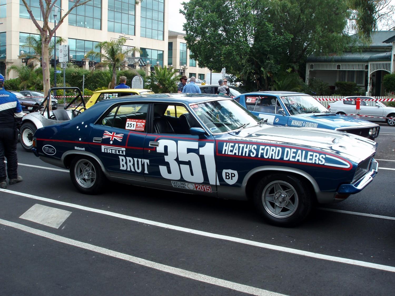 1974 Ford Falcon GT