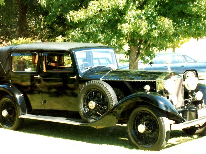 1927 Rolls-Royce Phantom 1
