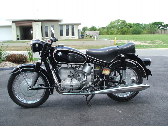 1962 bmw r69s krs shannons club for Garage bmw 57 thionville