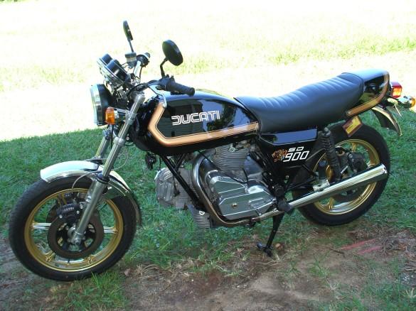 1982 Ducati Darmah