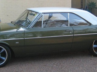 1970 Chrysler Valiant VG