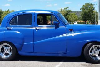 1954 Austin A70 Heresford