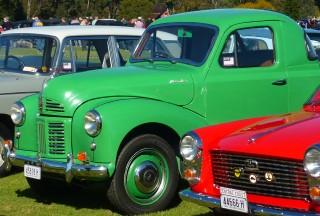 1954 Austin Hi-lite coupe ute