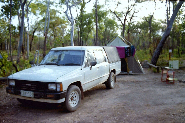 1985 Toyota HILUX