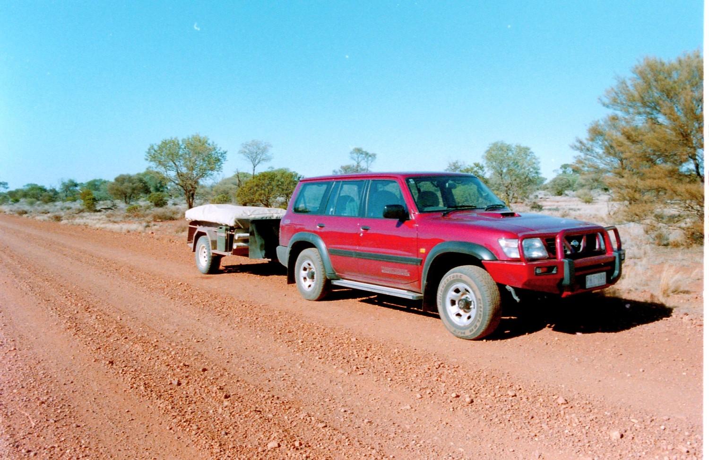 1998 Nissan PATROL (4x4)