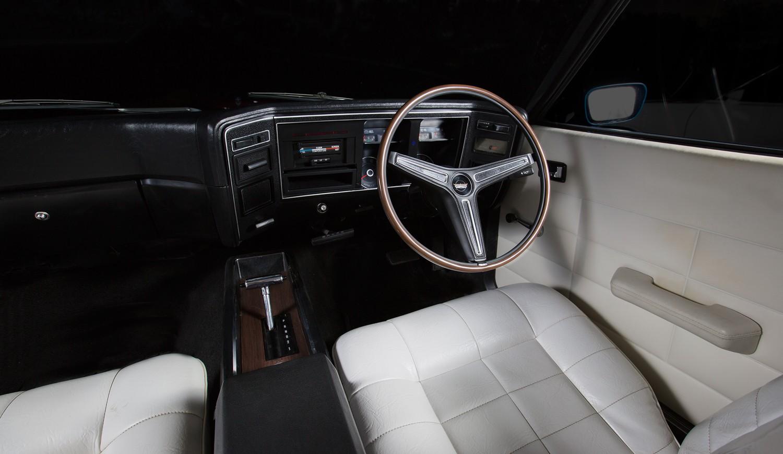 1975 Ford XB Falcon Hardtop