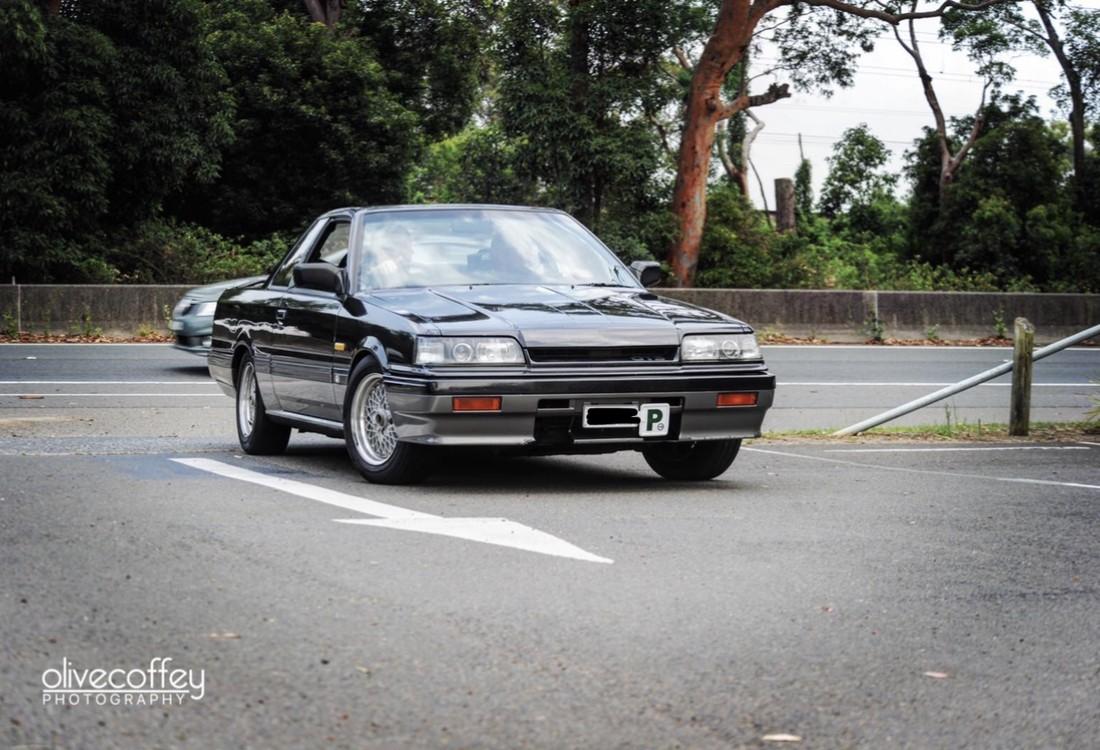 1988 Nissan Skyline
