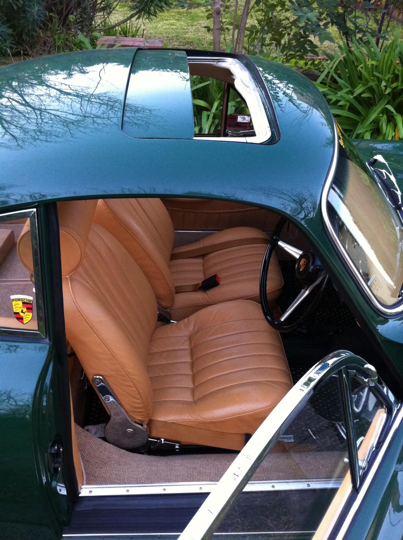 1965 Porsche 356 C - Sunroof