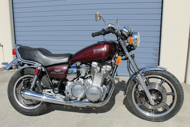 1980 Yamaha XS1100 Special
