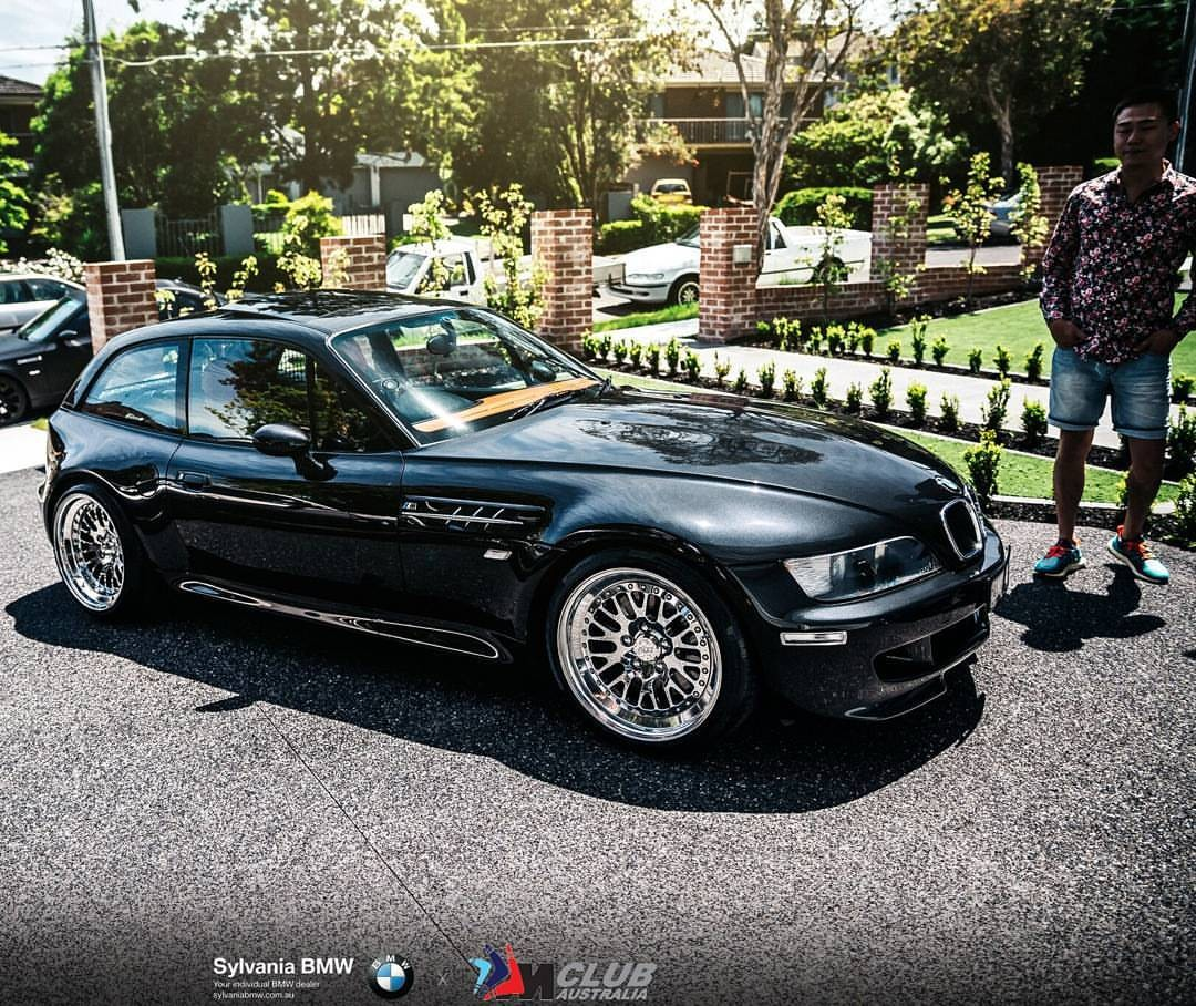 Bmw Z3 Black: Modded Coupe Coupes T BMW Bmw Z3 And Cars