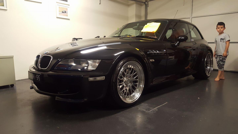1999 BMW Z3 M-Coupe