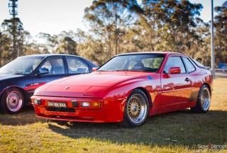1983 Porsche 944  MercedesDave  Shannons Club