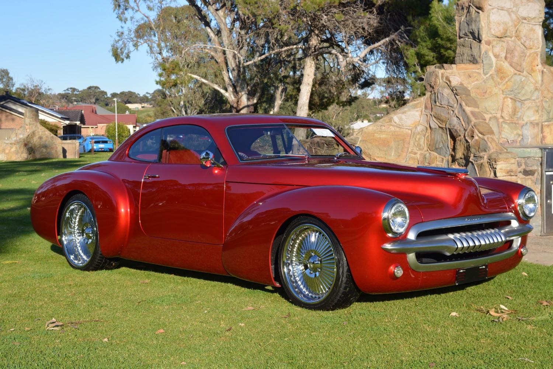 1948 Chevrolet Custom coupe