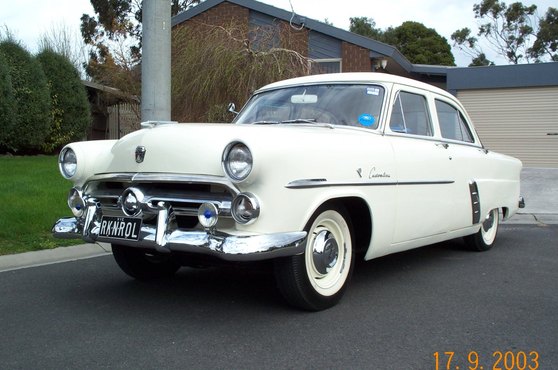 1952 Ford Customline
