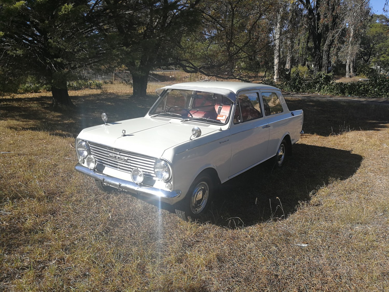 1964 Vauxhall HA Viva Deluxe