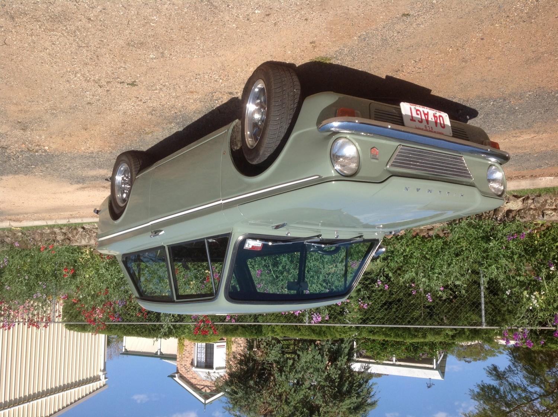 1967 Hillman IMP GT