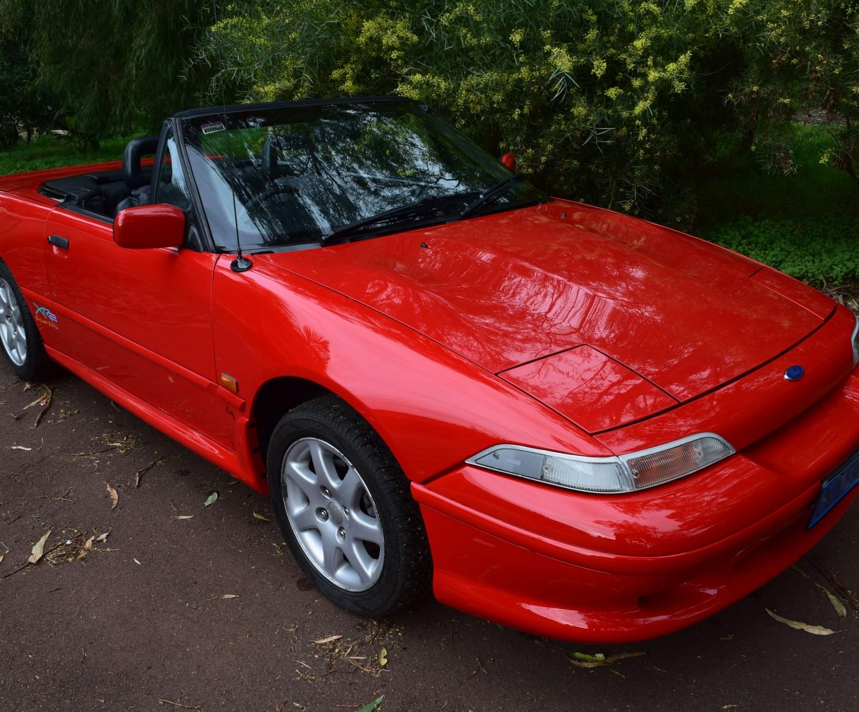 1994 Ford Capri Xr2 Turbo 2020 Shannons Club Online Show Shine
