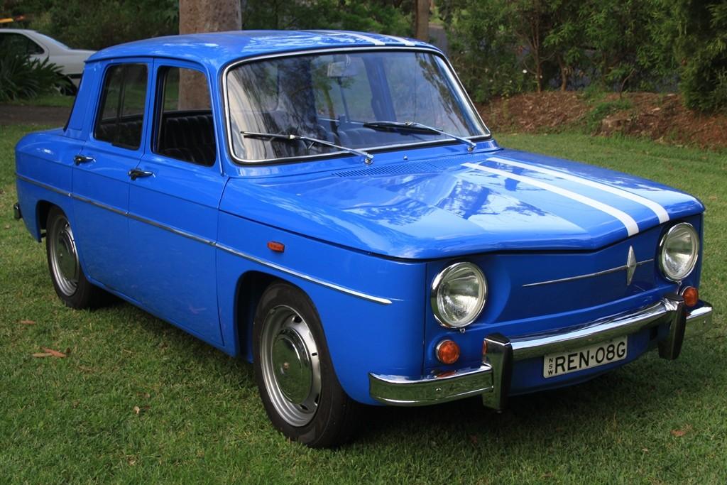 1965 Renault R8 Gordini R1134
