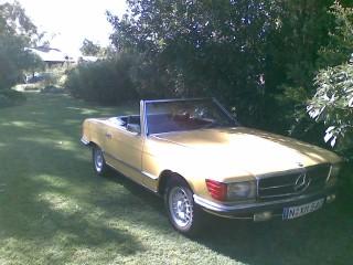1973 Mercedes-Benz 350sl