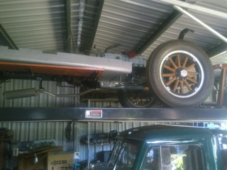 1927 Willys 93 Overland