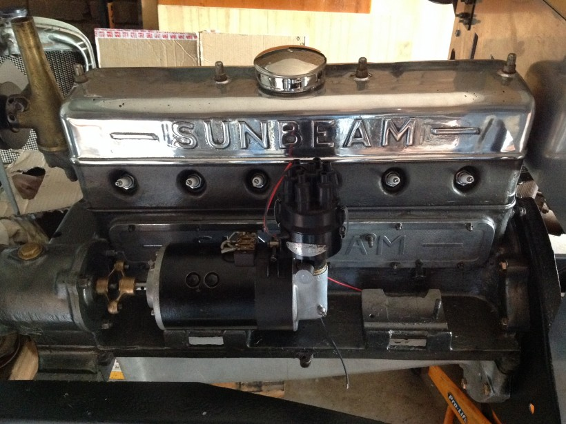 1928 Sunbeam 16.9