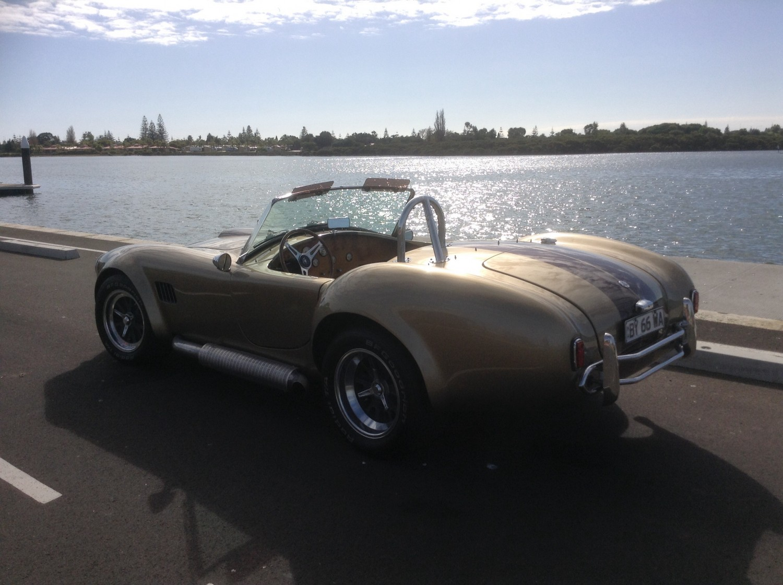 1966 AC Cobra Street Beast