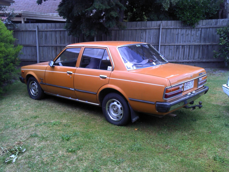 1981 Toyota Corona CS - TheNissanMan - Shannons Club