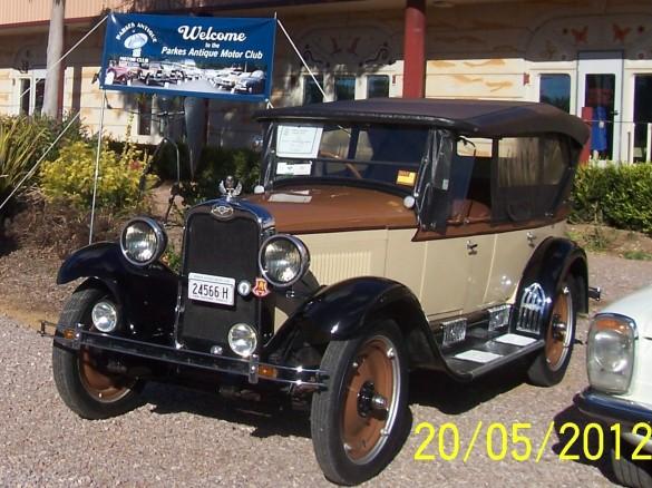 1928 Chevrolet AB CHEV 4 - Twiink - Shannons Club