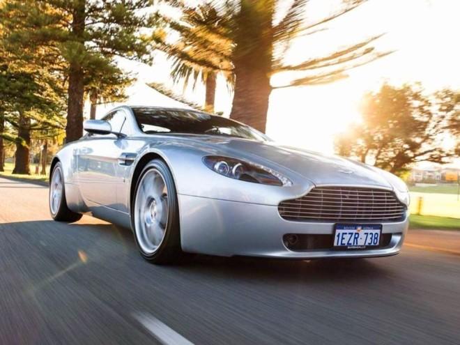 2006 Aston Martin Vantage V8