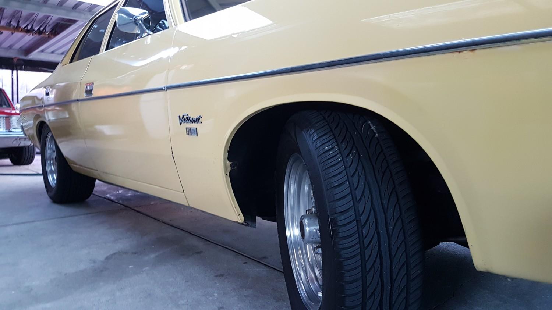 1976 Chrysler VALIANT RANGER